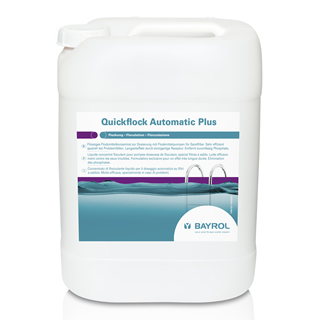 Quickfloc automatic plus