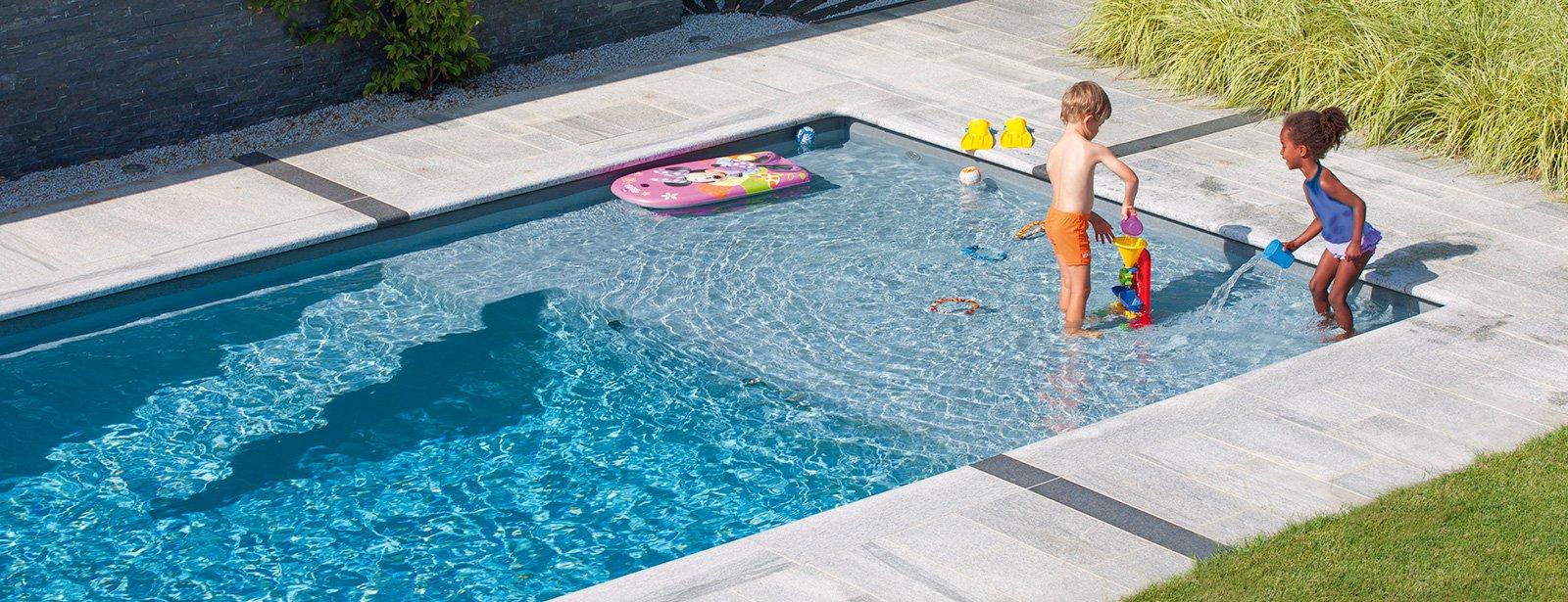 Walter widmer ag seit ber 40 jahren erfahrung im schwimmbadbau t 41 71 298 54 54 - Pool quadratisch ...